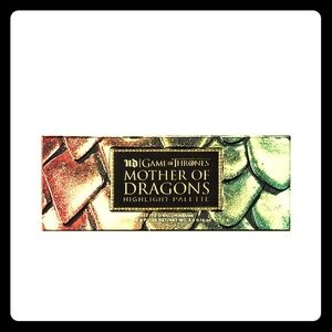 Limited Edition GOT Urban Decay Mother of Dragons